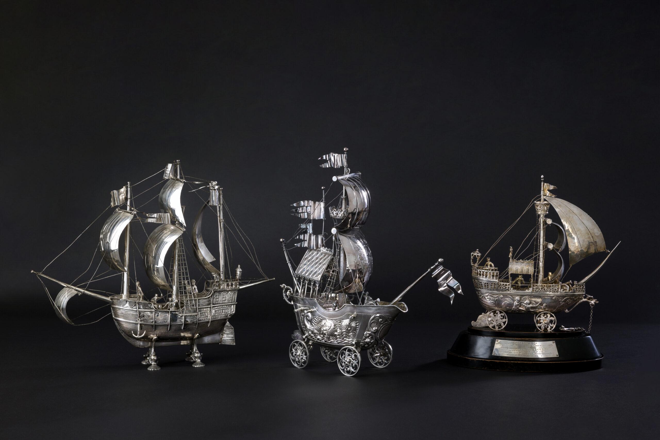 Silberschiffe